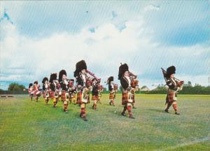 Canada Marching Highlander Band Thunder Bay Ontario