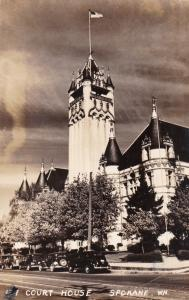 RP: SPOKANE, Washington, PU-1942; Court House