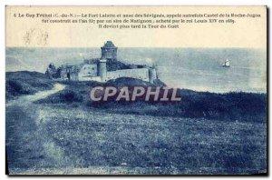 Old Postcard Cape Frehel Fort Lalatte and Anse des Sévignés Castel Roche Jugon