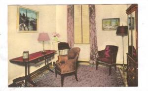 National Home,Daughtesrs of America 1930; TIFFIN, Ohio, Consulation Room