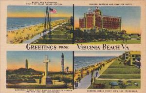 Greetings From Virginia Beach Virginia