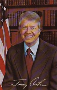 39th President Of The UNited States Jimmy Carter