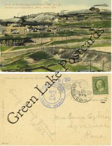 Colorado Springs & Cripple Creak-Portland & Indepe.- 1910