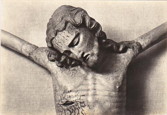 Czech Republic Crucified Christ From The Hradcany Monastery Galerie v Praze P...