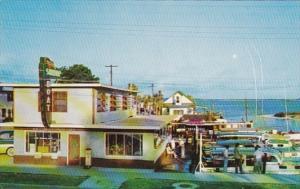 Florida Panama City The Shrimp Boat Cafe & Smith's Yacht Basin