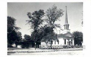 St. John's Lutheran Church in New Baltimore, Michigan