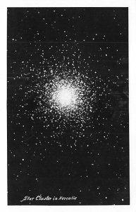 Star clusters in Hercules Space Unused