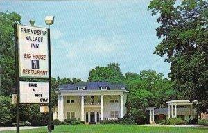 Georgia Hazlehurst Friendship Village Inn & Big House Restaurant