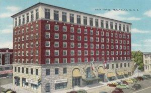 TEXARKANA , Texas , 1930-40s ; Hotel Grim