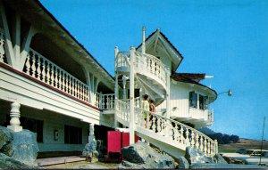 California San Luis Obispo Madonna Inn Hilltop Motel Building