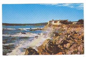 Carmel Shoreline, Carmel-by-the-sea, California, 40-60s