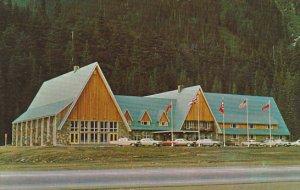 Canada Northlander Motor Lodge Summit Rogers Pass British Columbia