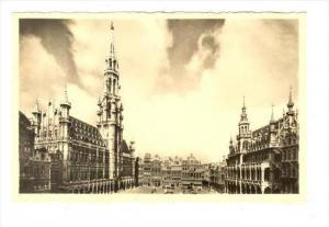 RP, Market Place, Brussels, Belgium, 1920-1940s