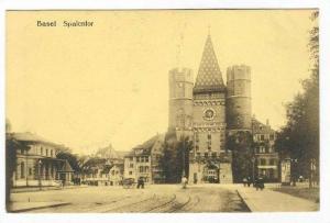 Spalentor, Basel, Switzerland, 1900-1910s