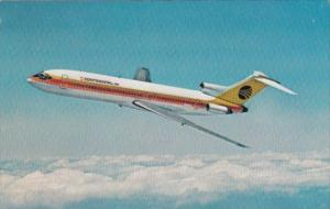 Continental Airlines Boeing 727 Trijet
