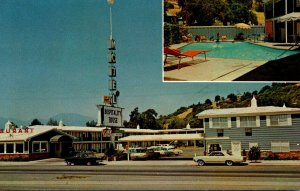 California Redding Hospitality House Motel