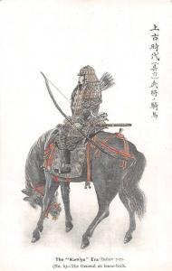 Japan The Kamiyo Era, The General on Horse-Back