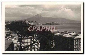 Italia - Italy - Italy - Naples - Napoli - Panorama - Old Postcard