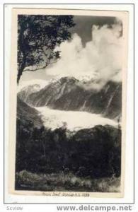 Franz Josef Glacier, New Zealand PU-1946