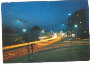 Yaounde by Night, Cameroun (Cameroon), Africa, 1950-1970s