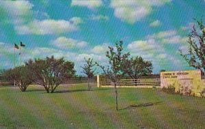 Entrance To Lyndon B Johnson State Park Stonewall Texas