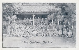 Deolali, (Devlal) , India , 00-10s ; The Canteen