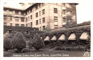 Gardens - Lewiston, Idaho ID
