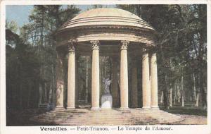 France Versailles Petit-Trianon Le Temple de l'Amour