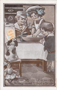 Butler's Best Flour , Patty Cake , patty cake. , Aug. J. Bulte Milling Co , K...