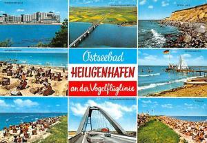 Ostseebad Heiligenhafen, Ferienzentrum Fehmarnsundbruecke Steilkuste Strand