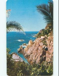 Pre-1980 NICE VIEW Acapulco - Guerrero Mexico i4295