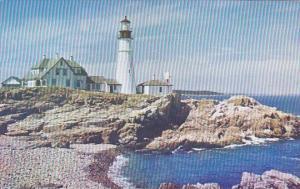 Portland Head Ligthouse Casco Bay Portland Maine