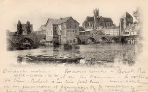 France Moret Le Moulin ND phot 01.46
