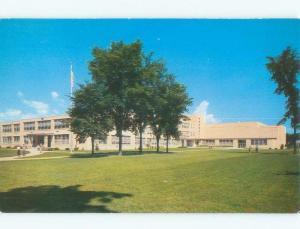 Pre-1980 HIGH SCHOOL SCENE Glens Falls - Lake George New York NY E2108