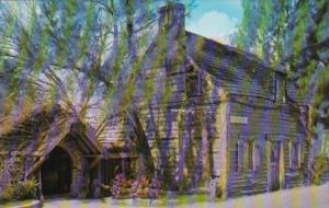 Florida St Augustine Oldest Wooden School House In The United States