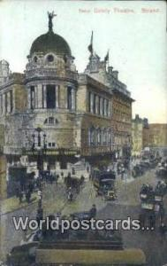 England, United Kingdon of Great Britain Strand New Gaiety Theatre