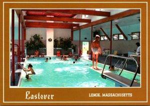 Massachusetts Lenox Eastover Indoor Swimming Pool