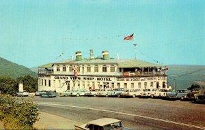 Pennsylvania Bedford Grand View Ship Hotel