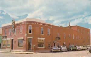 Auditorium Hotel , NANTON , Alberta , Ontario , Canada , 40-60s
