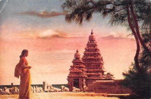 Shore Temple at Mahabalipuram Ireland Postal Used Unknown