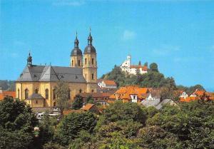 Goessweinstein, Fraenkische Schweiz, Basilika und Burg, Basilica and Castle