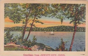Greetings From Jewett City Connecticut