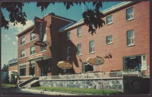Chateau Roberval Ltee,Roberval,Quebec,Canada Postcard