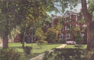 Illinois Jacksonville Main Hall Macmurray College For Women Albertype