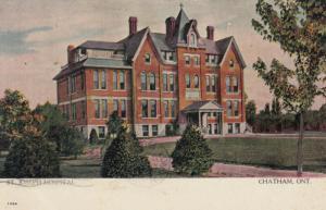 CHATHAM , Ontario , Canada , 1908 ; St Joseph Hospital ; Version-2