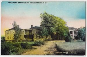 Broadoak Sanatarium, Morgantown NC