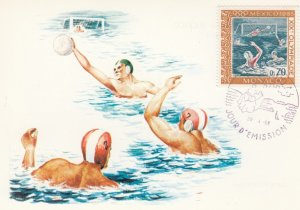 Mexico 1968 ; Olympic Games , Monaco ; #3