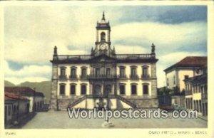 Ouro Preto Minas Brazil Unused