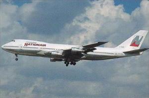 NATIONAIR CANADA BOEING 747-1D1