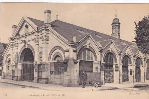 Valençay , France , 00-10s : Halle au ble